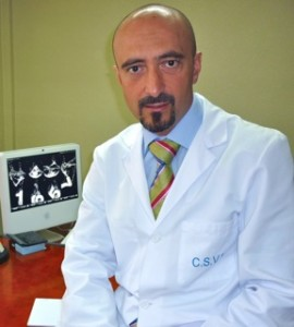 Diagnóstico rotura de una prótesis mamaria