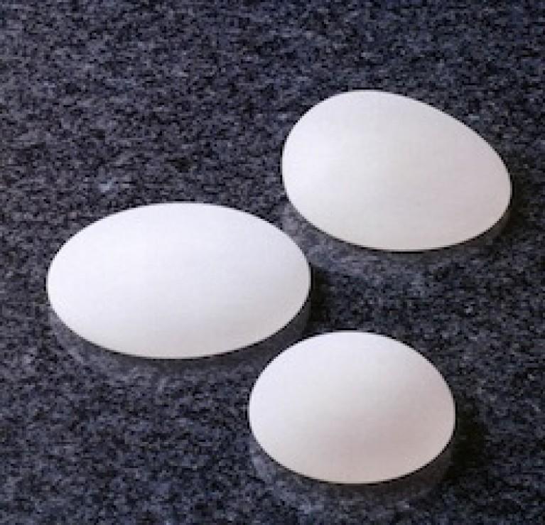 Formas, tamaño y texturas prótesis de mama