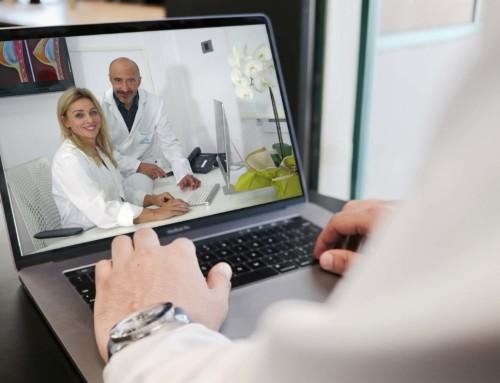 Telemedicina, Teleconsulta o Consulta Virtual en Cirugia Estética, una realidad en nuestra consulta