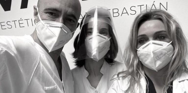 Consejos COVID 19 antes de acudir a la consulta IVANCE centro de cirugia estetica donostia san sebastian euskadi