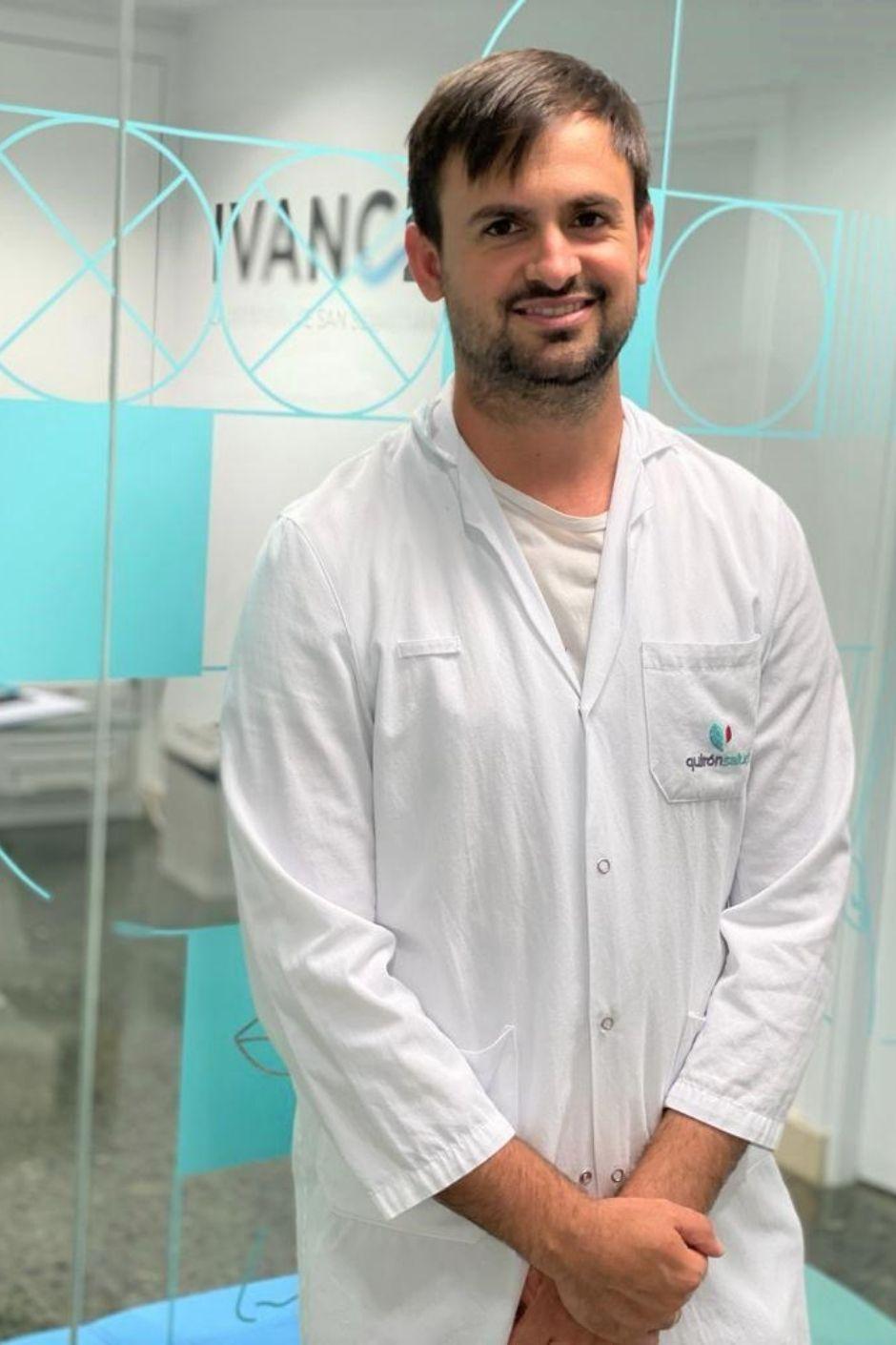 Jon Mikel Castillo IVANCE Cirugía estética en Donostia